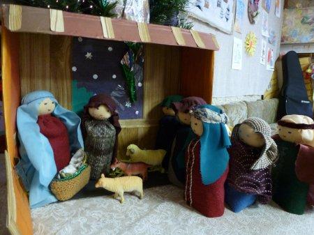 Рождественские поздравления на Святки